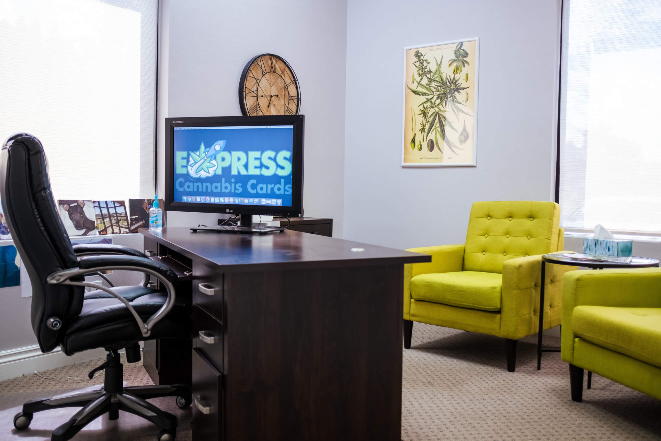 Express Cannabis Office
